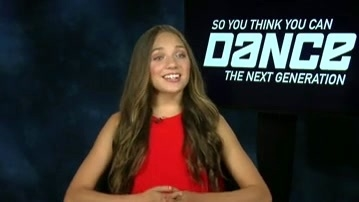 So You Think You Can Dance: Maddie Zigler Thinks Fans Will Love The New Season