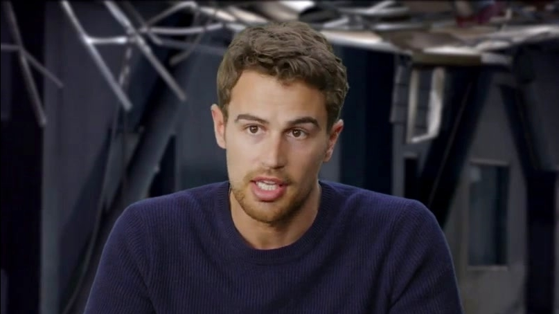 The Divergent Series: Allegiant: Cast Relationships