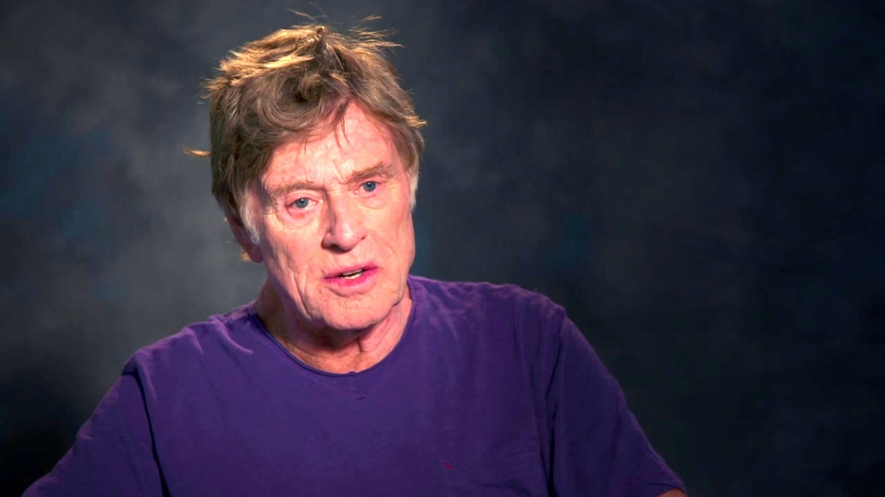 Pete's Dragon: Robert Redford On 'Meacham' And The Dragon