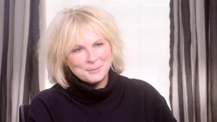 Absolutely Fabulous: The Movie: Jennifer Saunders On Who Is Eddy? (US)