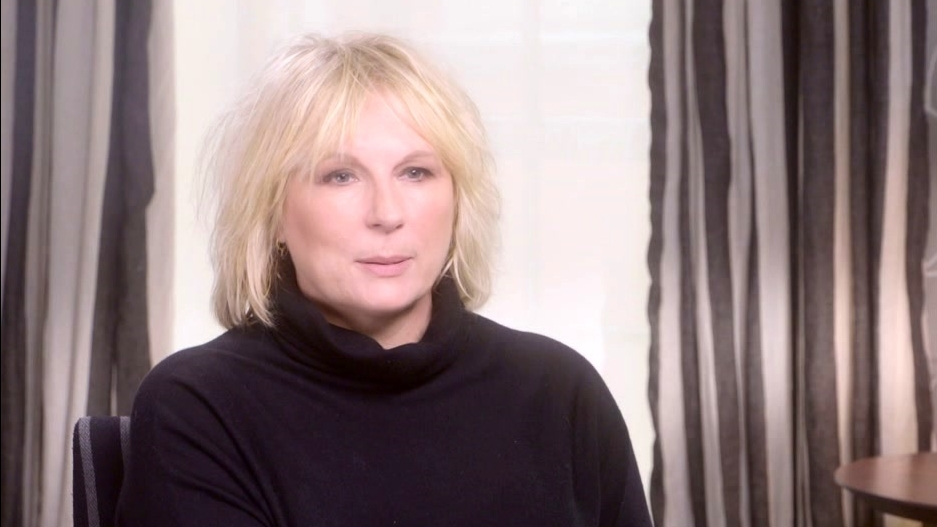 Absolutely Fabulous: The Movie: Jennifer Saunders On Working With Joanna Lumley (Us)