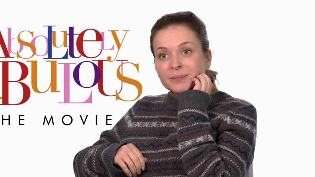 Absolutely Fabulous: The Movie: Julia Sawalha On The Plot (Us)
