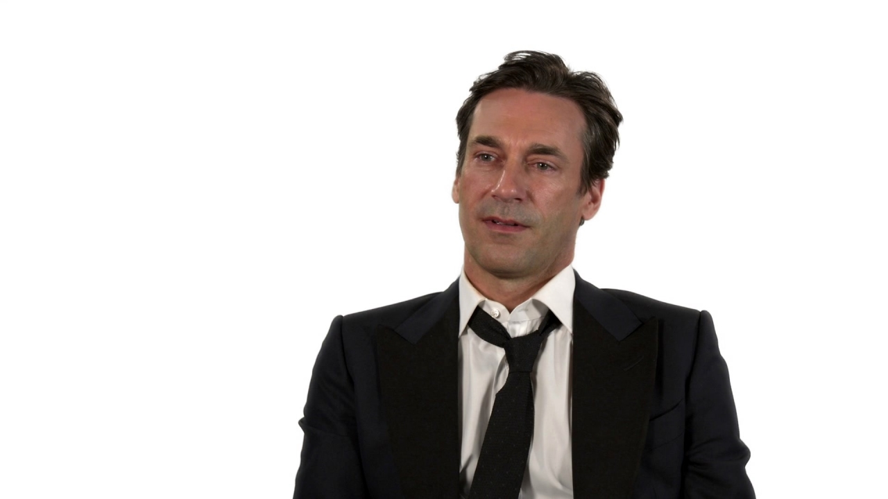 Absolutely Fabulous: The Movie: Jon Hamm On Ab Fab Being Timeless (US)