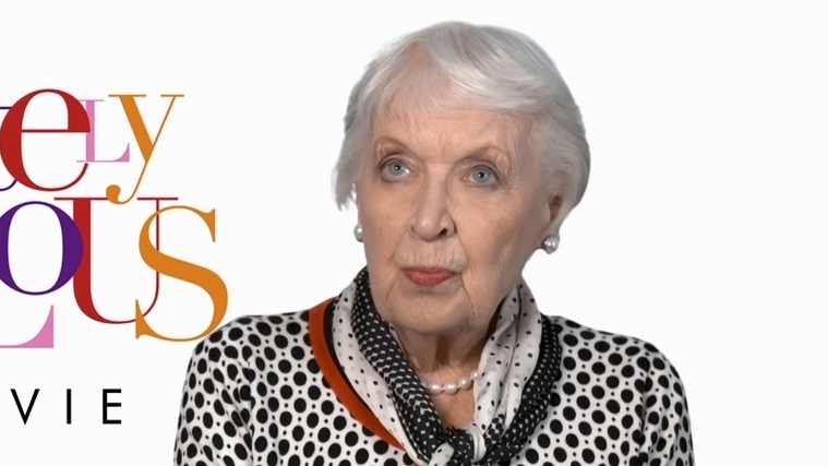 Absolutely Fabulous: The Movie: June Whitfield On About Her Character (US)