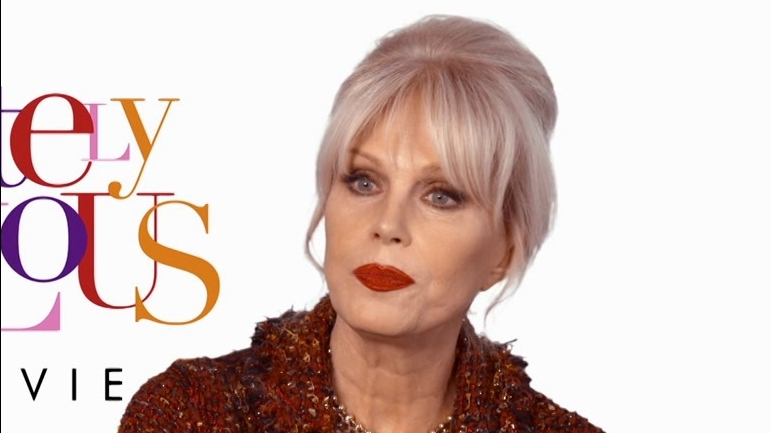 Absolutely Fabulous: The Movie: Joanna Lumley On What Will The Audience Get Part 2 (US)
