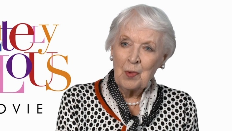 Absolutely Fabulous: The Movie: June Whitfield On What Has Ab Fab Means To Her (US)