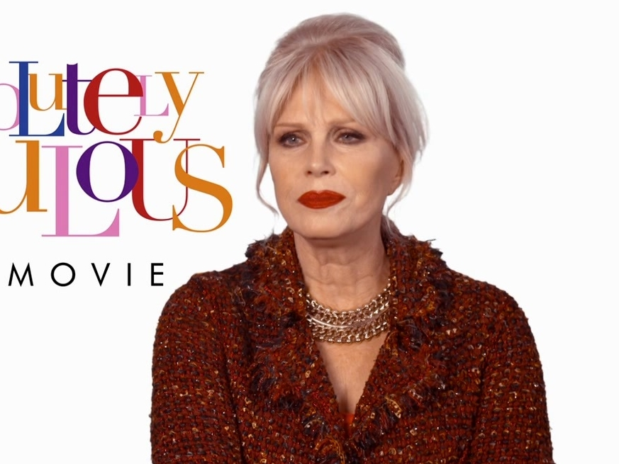 Absolutely Fabulous: The Movie: Joanna Lumley On The Experience Of Global Fan Base (US)