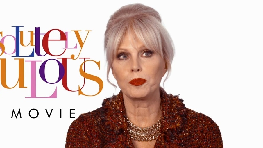 Absolutely Fabulous: The Movie: Joanna Lumley On What Will The Audience Get Part 1 (US)