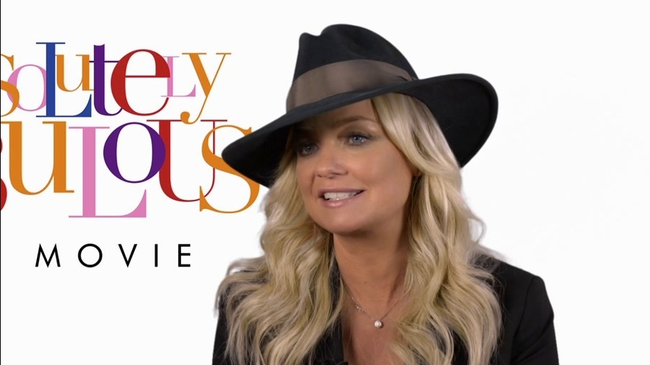 Absolutely Fabulous: The Movie: Emma Bunton On Her Character (US)