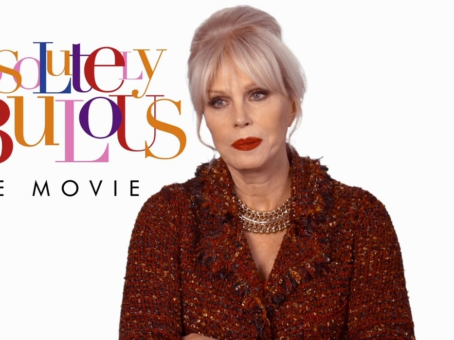 Absolutely Fabulous: The Movie: Joanna Lumley On Ab Fab's Timeless Appeal (US)