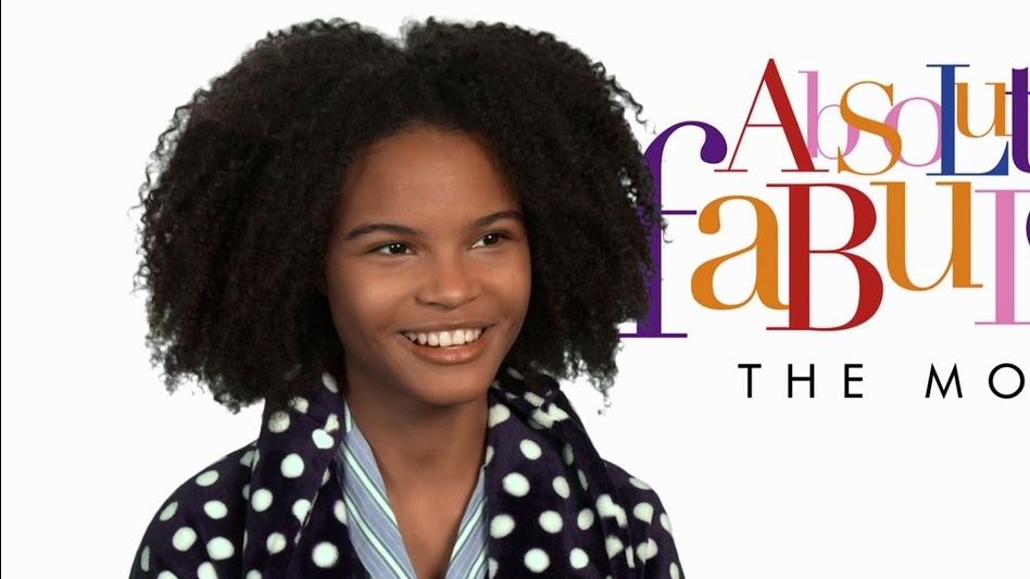 Absolutely Fabulous: The Movie: Indeyarna Donaldson-Holness On The Plot (US)