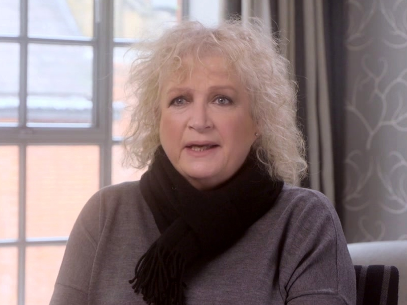 Absolutely Fabulous: The Movie: Mandie Fletcher On Doing Ab Fab Movie Now (US)