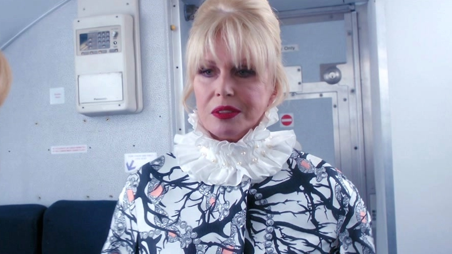 Absolutely Fabulous: The Movie: Get Fabulous/Rebel (US TV Spot)