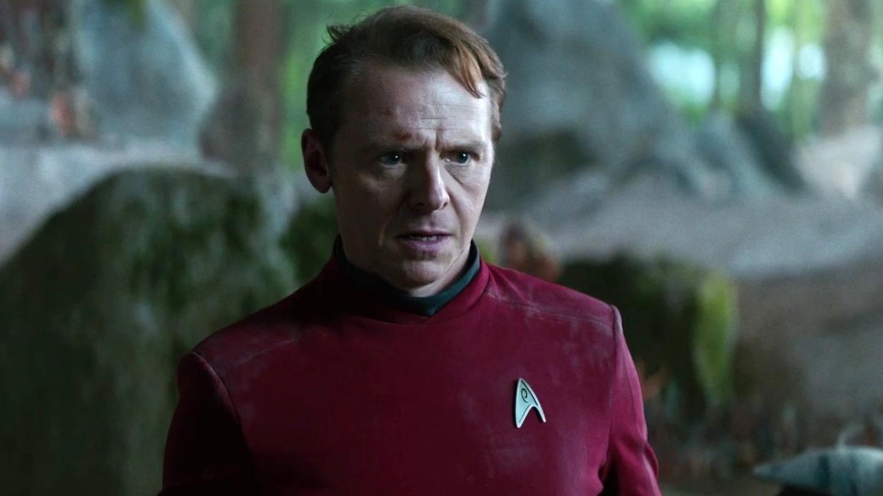 Star Trek Beyond: Scotty Meets Jaylah
