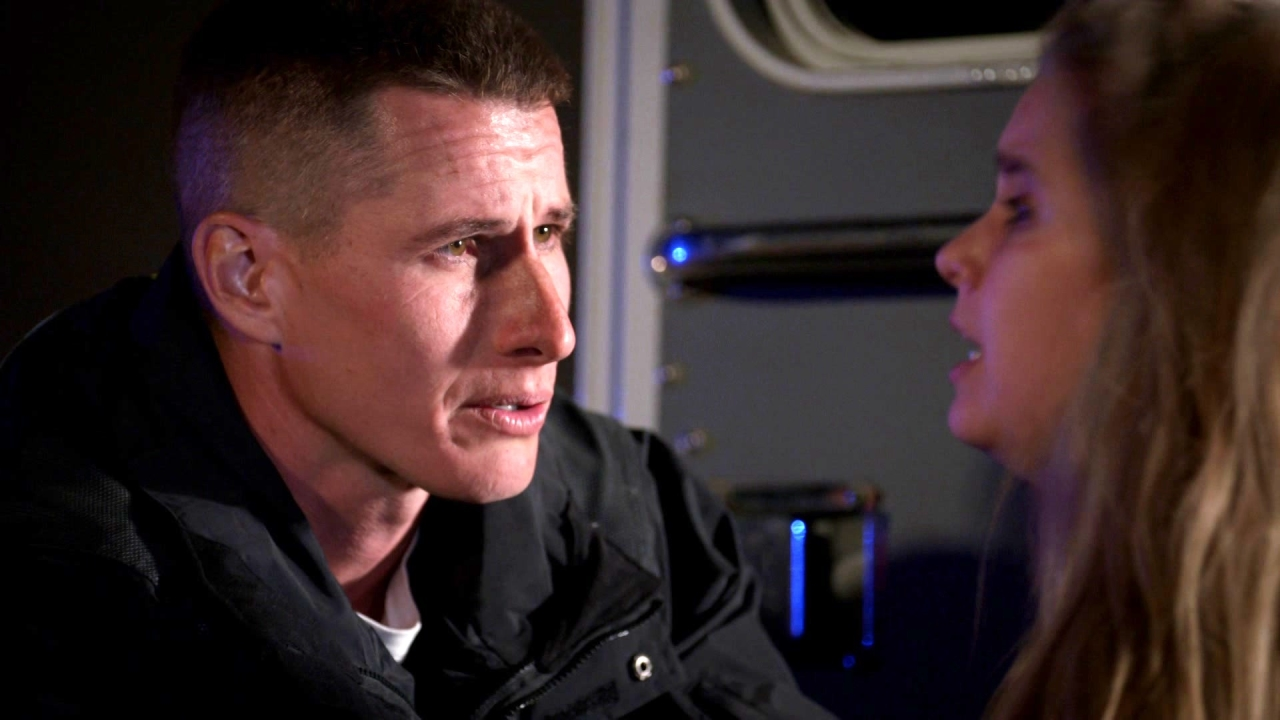 The Night Shift: Drew And Shannon Arrive To Treat Accident Victims
