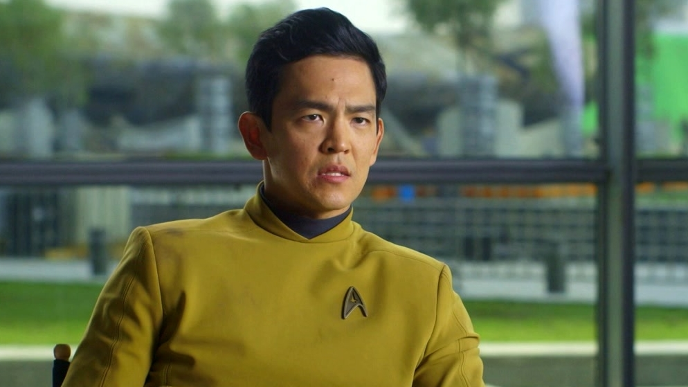 Star Trek Beyond: John Cho