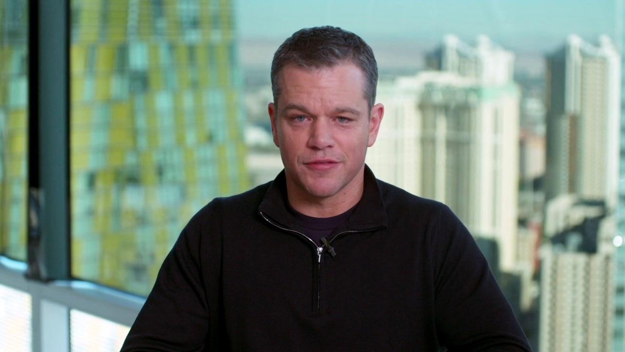 Jason Bourne: Matt Damon On Playing The Role Of 'Jason Bourne'