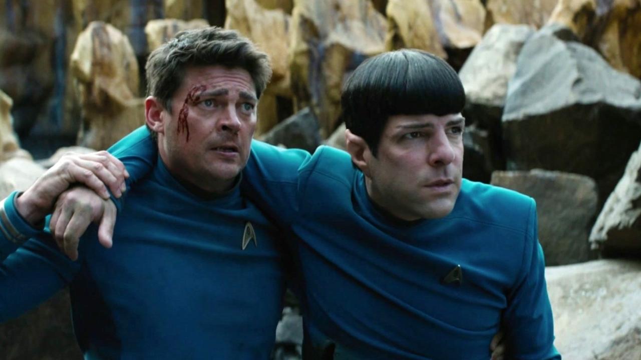 Star Trek Beyond: Justin Lin (Featurette)