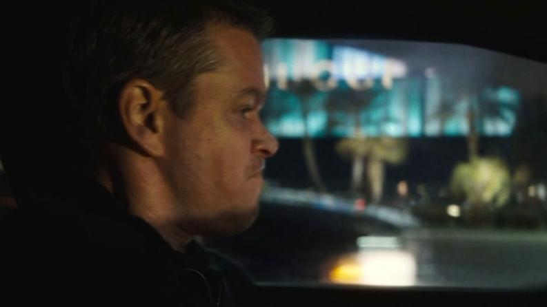 Jason Bourne: Bourne Chases The Asset Into Las Vegas Traffic