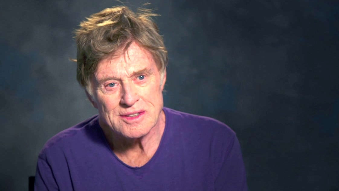 Pete's Dragon: Robert Redford On The Dragon