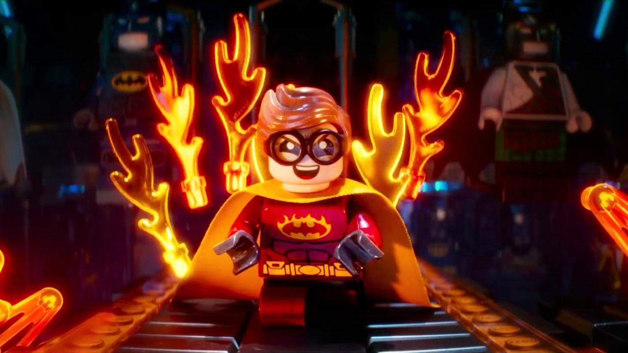 The Lego Batman Movie (Trailer 3)