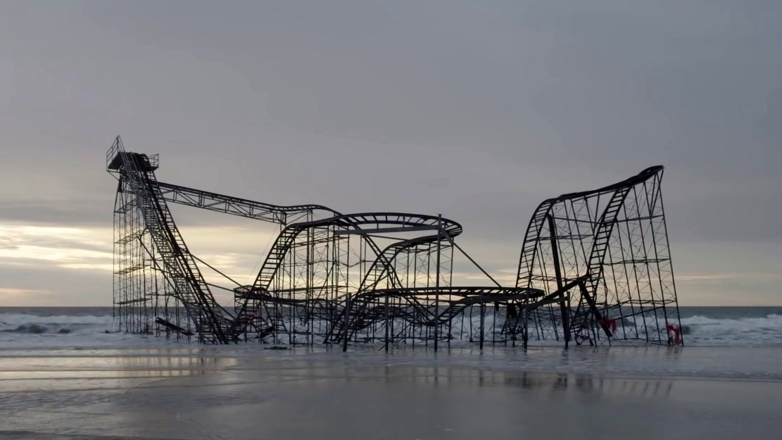 Homo Sapiens: Rollercoaster (US)