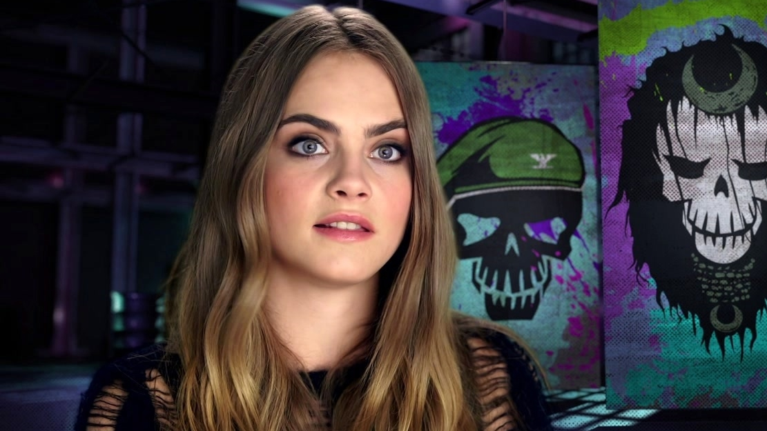Suicide Squad: Cara Delevingne On Her Character