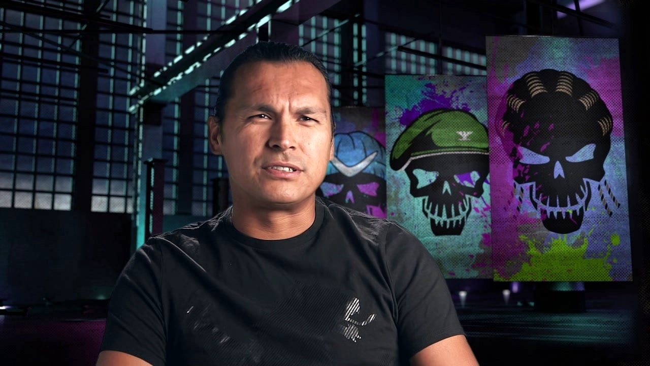 Suicide Squad: Adam Beach On What This Film Brings To The Suicide Genre