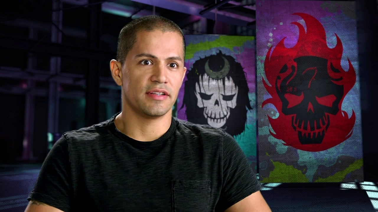 Suicide Squad: Jay Hernandez On David Ayer's Process