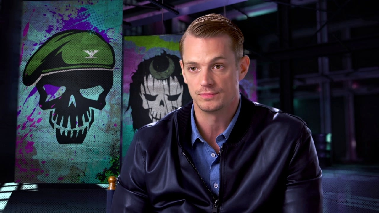 Suicide Squad: Joel Kinnaman On His Character