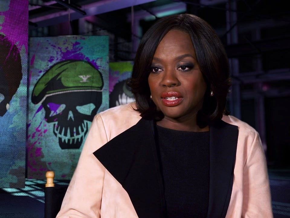 Suicide Squad: Viola Davis On Her Character