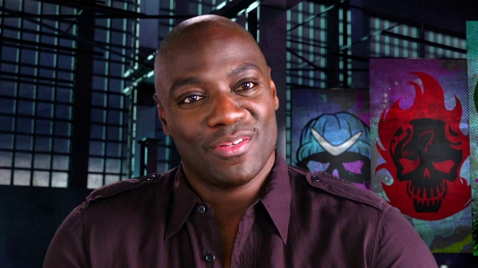 Suicide Squad: Adewale Akinnuoye-Agbaje Developing The Look Of 'Killer Croc'