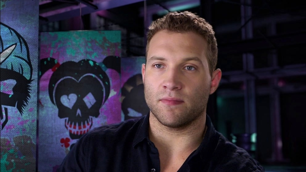Suicide Squad: Jai Courtney On David Ayer's Process
