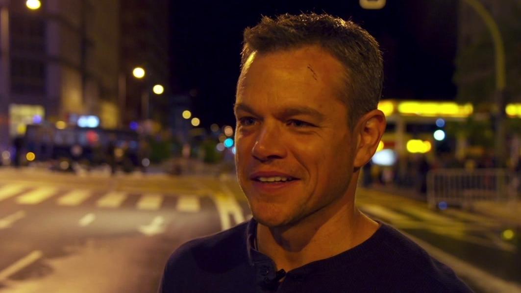 Jason Bourne: Locations (Featurette)