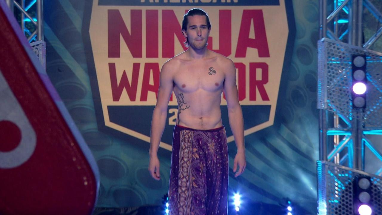 American Ninja Warrior: Thomas Stillings Run
