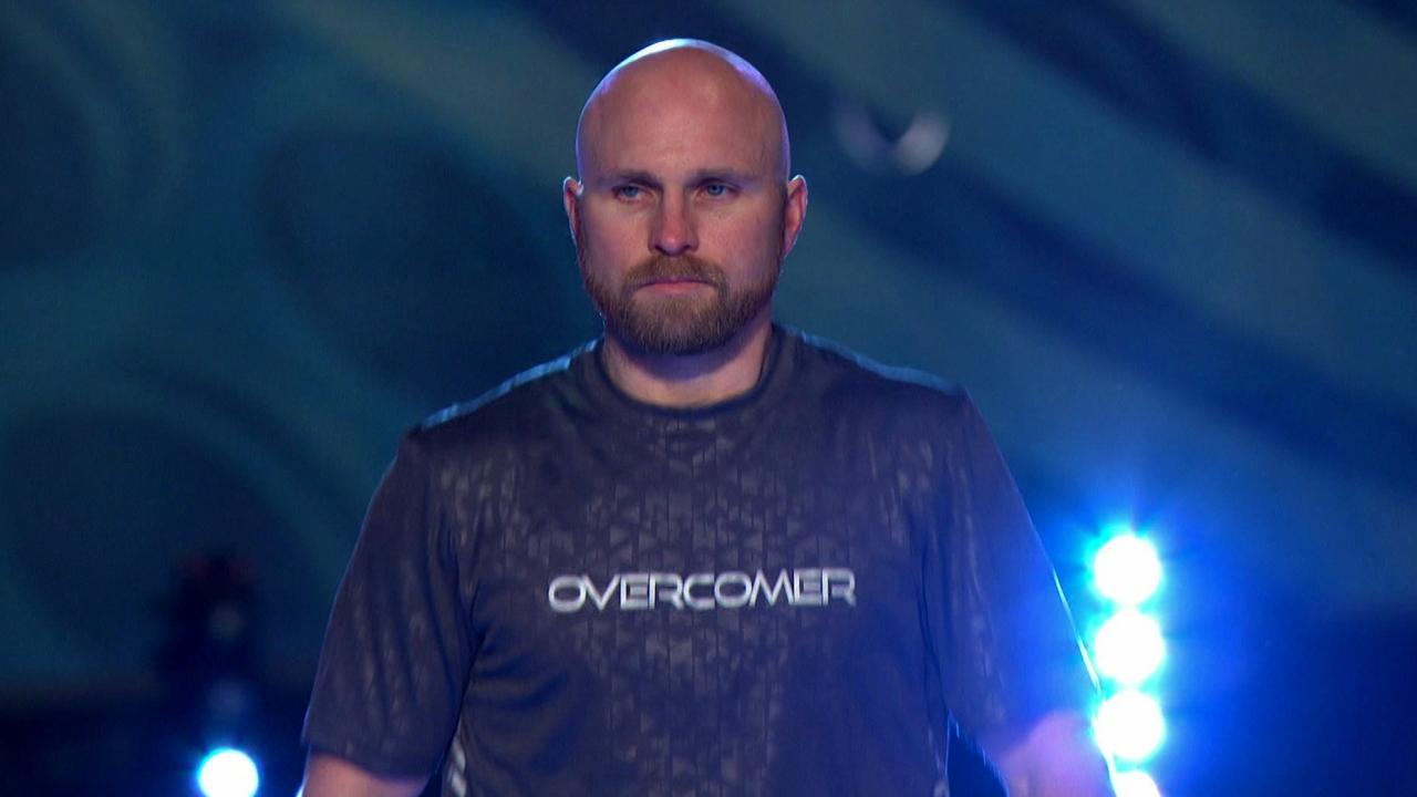 American Ninja Warrior: Grant Clinton Run