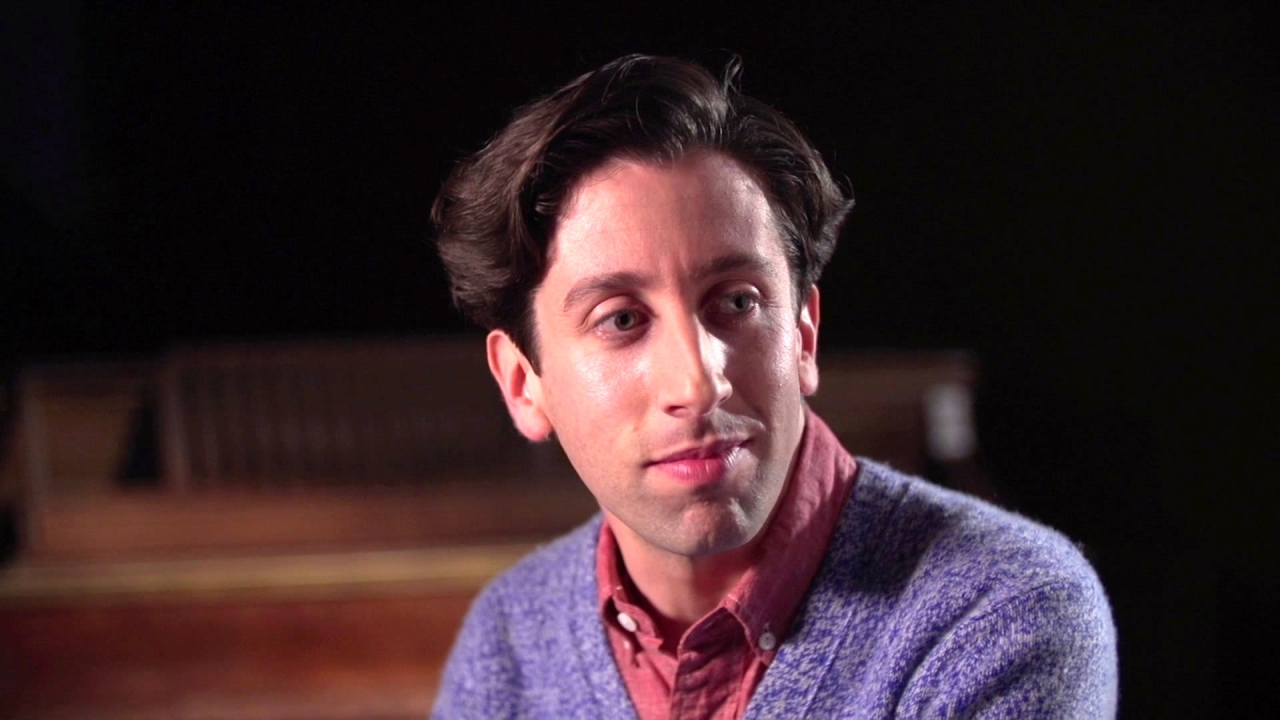 Florence Foster Jenkins: Simon Helberg On His First Introduction To The Story (US)