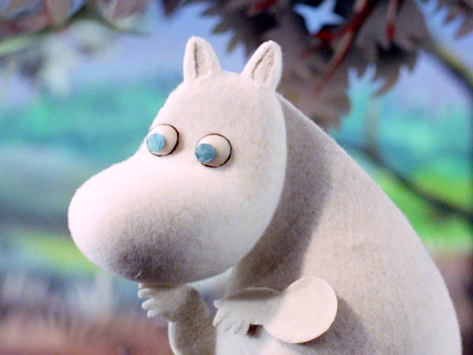 Moomins And The Comet Chase 3D (Us Trailer)