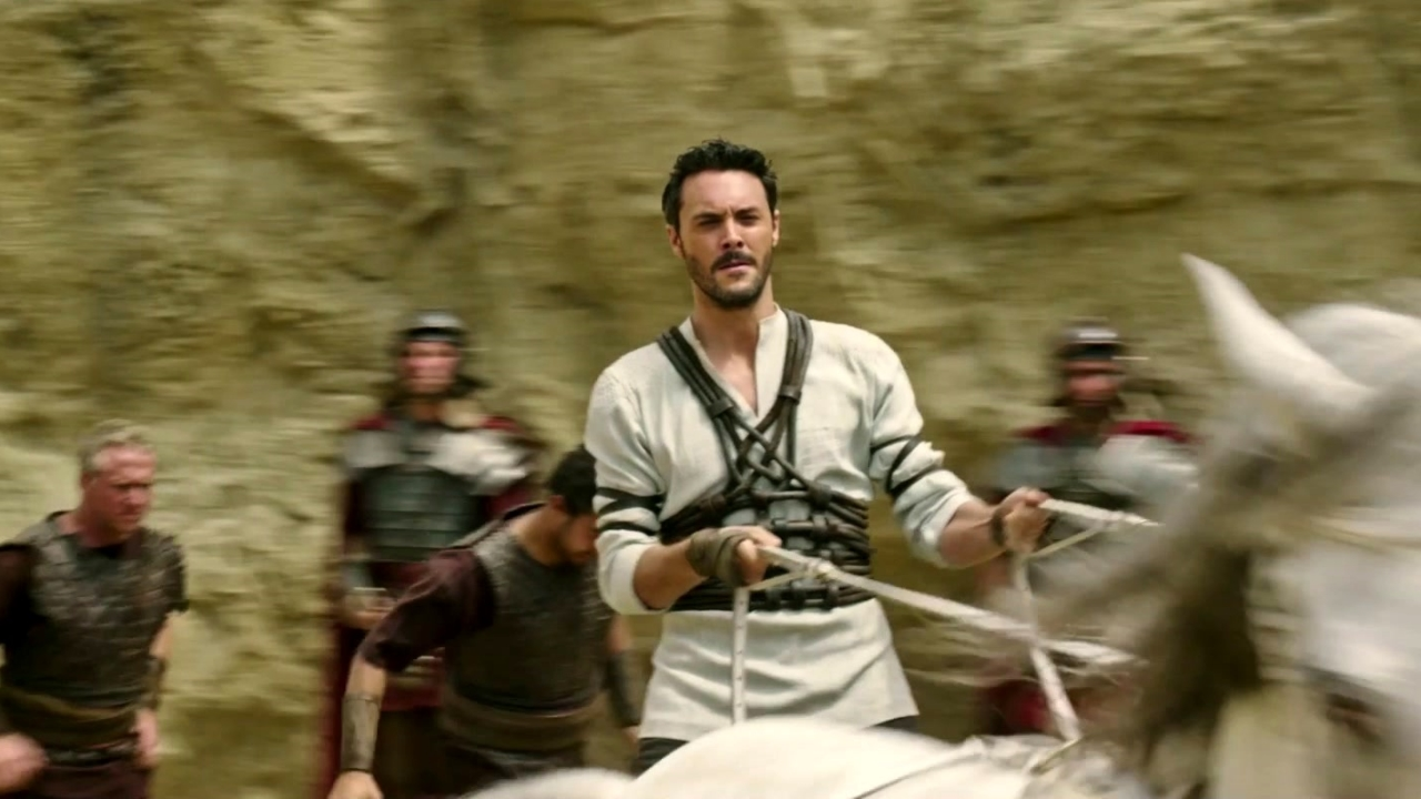Ben-Hur: You Should Have Killed Me