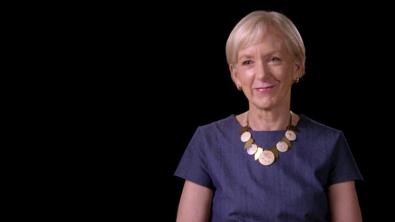 Ben-Hur: Carol Wallace Hamlin On Arriving On Set