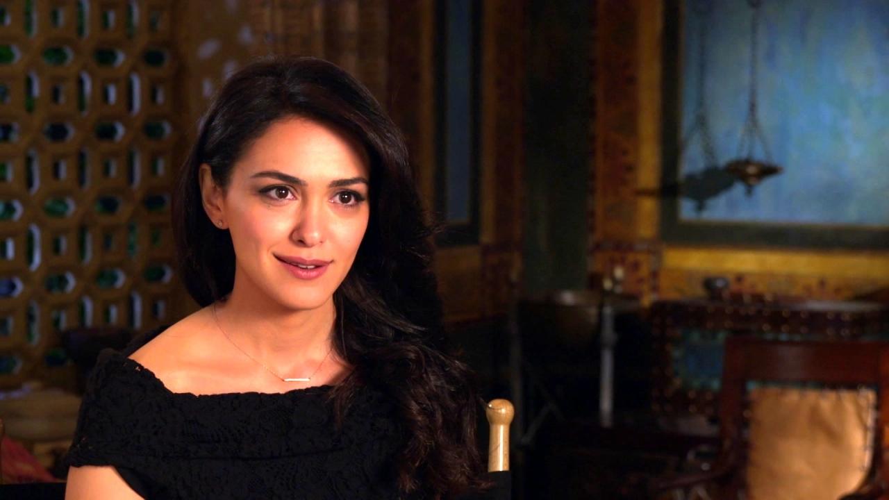 Ben-Hur: Nazanin Boniadi On Her Character