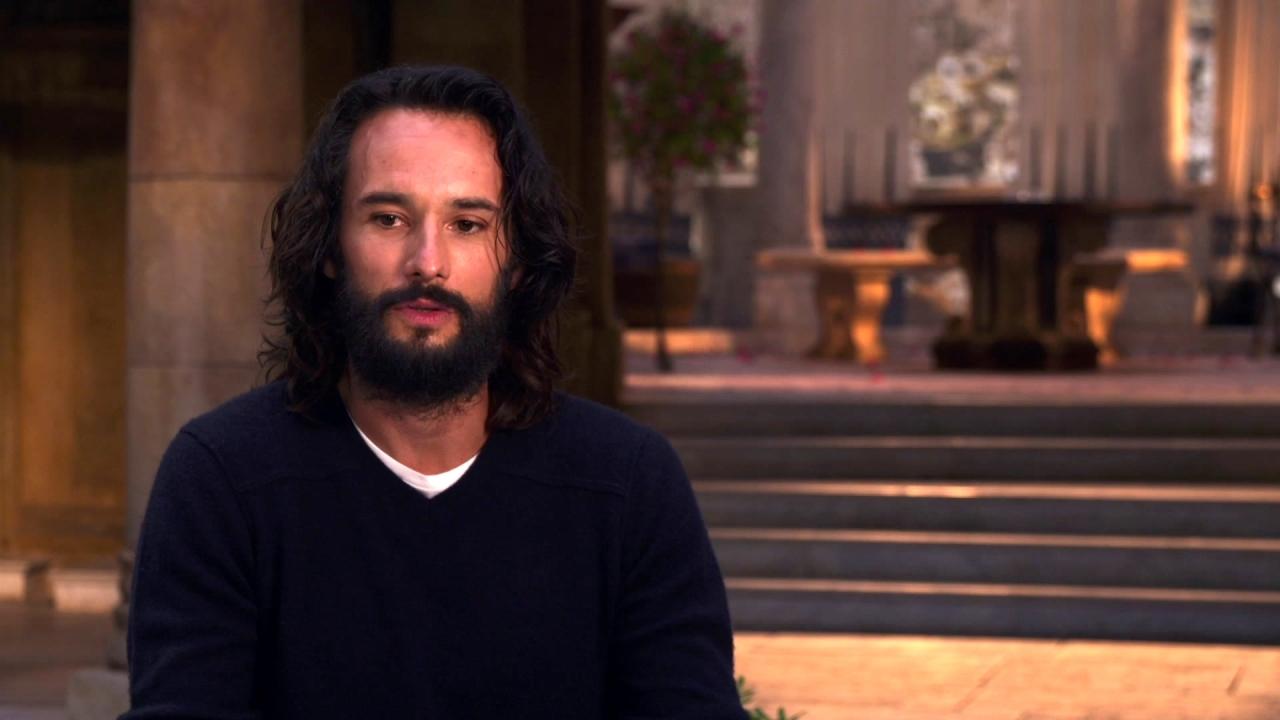 Ben-Hur: Rodrigo Santoro On Preparing For The Role Of 'Jesus'