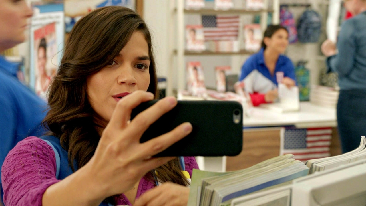 Superstore: Olympics