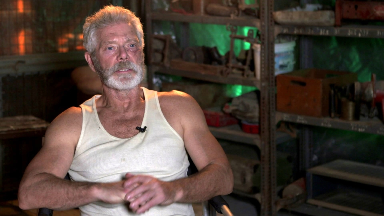 Don't Breathe: Stephen Lang On His Character's Capabilities