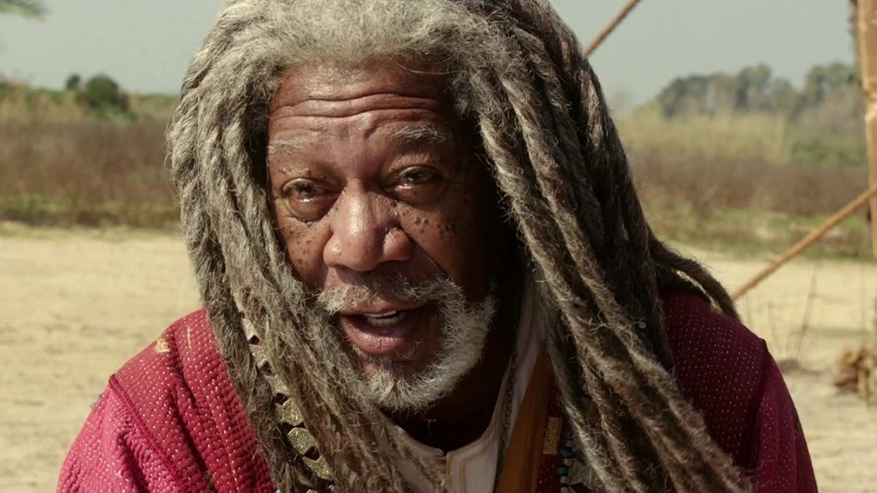 Ben-Hur: Morgan Freeman Featurette (International)