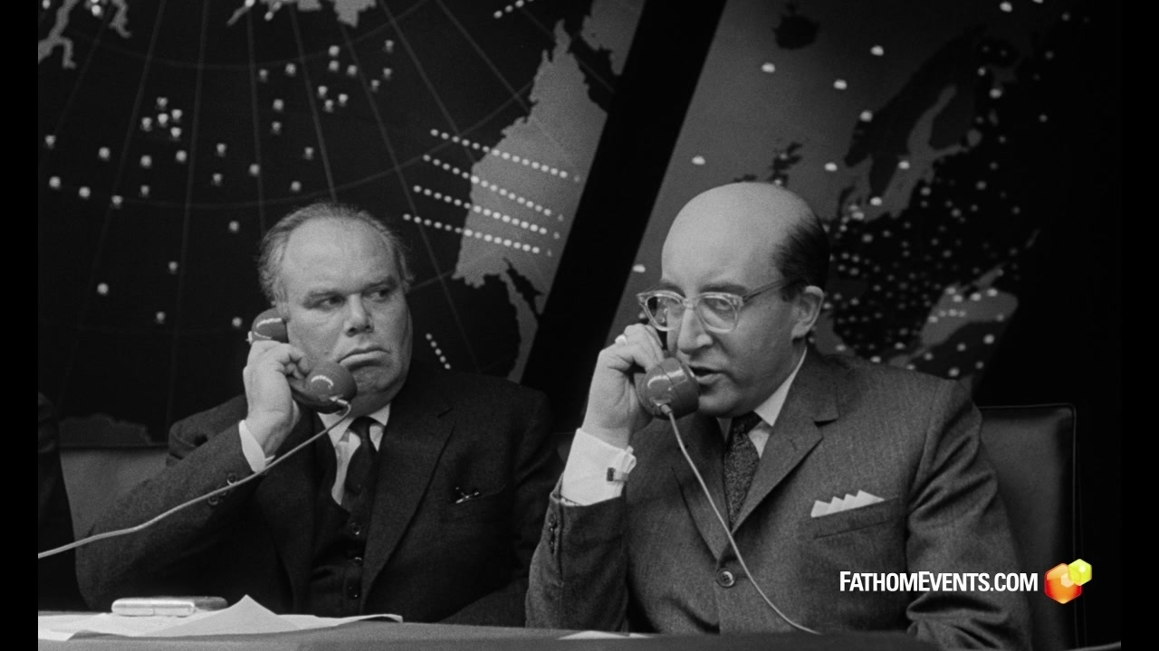 Dr. Strangelove Or: How I Learned To Stop Worrying And Love The Bomb (Fathom Events Trailer)