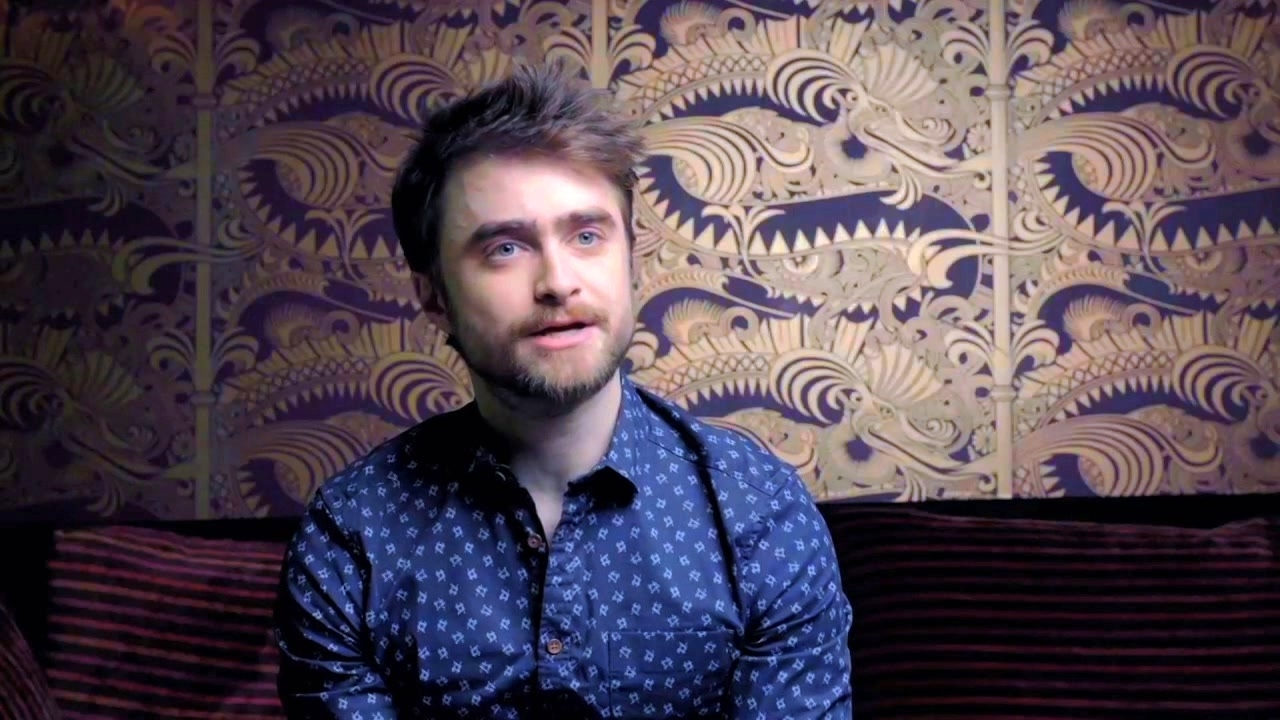 Imperium: Daniel Radcliffe On His Character