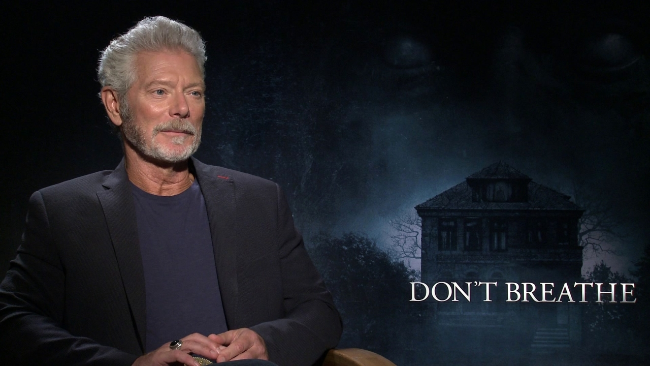 Don't Breathe: Stephen Lang On Who The Blind Man Is