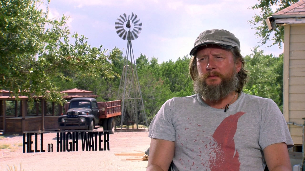 Hell Or High Water: David Mackenzie