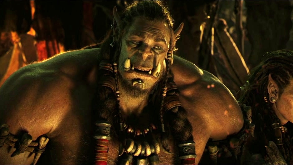 Warcraft: Orcs Discuss Fel (Deleted Scene)
